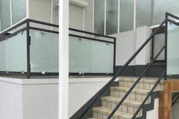 Brüstungen-/Balkonscheiben